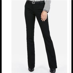 Express Columnist Barely Boot Pant